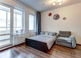 Снять - фото. Снять квартиру студию посуточно без посредников, Санкт-Петербург, Плесецкая улица, 16 - фото.