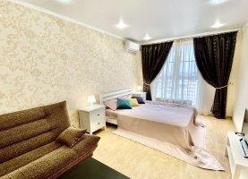 Снять - фото. Снять однокомнатную квартиру посуточно без посредников, Краснодар, Красная улица, 176лит1 - фото.