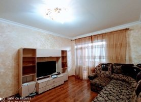 Снять - фото. Снять двухкомнатную квартиру посуточно без посредников, Бузулук, 3-й микрорайон, 19 - фото.